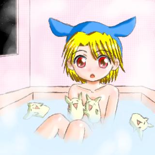 お風呂でゆったり